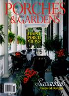 Hoffman Gen Sip Magazine Issue Porches & Gardens