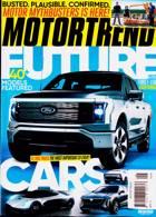 Motor Trend Magazine Issue SEP 21