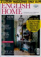 English Home Garden Pack Magazine Issue OCT 21