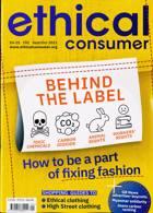 Ethical Consumer Magazine Issue SEP-OCT