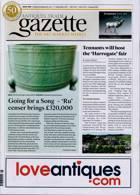 Antique Trades Gazette Magazine Issue 11/09/2021
