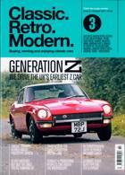Classic Retro Modern Magazine Issue OCT 21