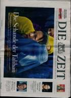 Die Zeit Magazine Issue NO 34