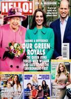 Hello Magazine Issue NO 1709