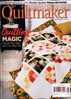 Quiltmaker Magazine Issue SEP-OCT