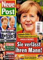 Neue Post Magazine Issue NO 34