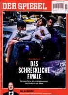 Der Spiegel Magazine Issue NO 35