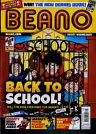 Beano Magazine Issue 04/09/2021