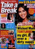 Take A Break Magazine Issue NO 36