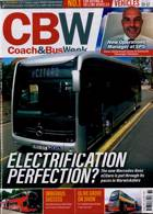 Coach And Bus Week Magazine Issue NO 1489
