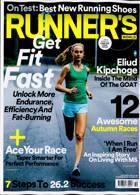 Runners World Magazine Issue OCT 21