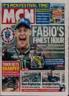 Motorcycle News Magazine Issue 01/09/2021