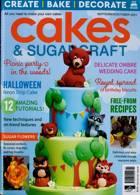 Create Bake Decorate Magazine Issue NO 59