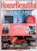 House Beautiful  Magazine Issue OCT 21