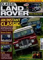 Classic Land Rover Magazine Issue OCT 21