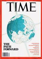Time Magazine  Magazine Issue 23/08/2021