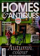 Homes & Antiques Magazine Issue OCT 21