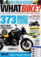 What Bike? Magazine Issue AUTUMN