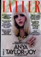 Tatler Magazine Issue OCT 21
