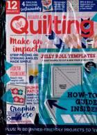 Love Patchwork Quilting Magazine Issue NO 102