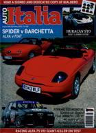 Auto Italia Magazine Issue NO 308