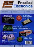 Practical Electronics Magazine Issue OCT 21