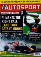 Autosport Magazine Issue 02/09/2021