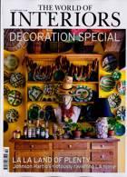 World Of Interiors Magazine Issue OCT 21