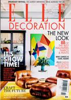 Elle Decoration Magazine Issue OCT 21