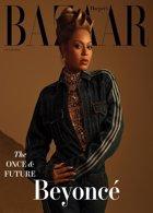 Harpers Bazaar Magazine Issue OCT 21