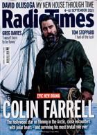 Radio Times London Edition Magazine Issue 04/09/2021