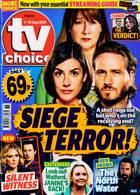 Tv Choice England Magazine Issue NO 36