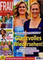 Frau Im Spiegel Weekly Magazine Issue 29