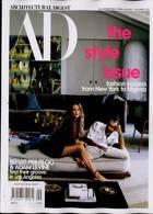 Architectural Digest  Magazine Issue SEP 21
