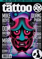 Total Tattoo Magazine Issue NO 195