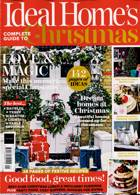 Ideal Home Christmas Special Magazine Issue XMAS 21