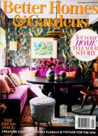 Better Homes And Gardens Magazine Issue SEP 21