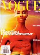 Vogue French Magazine Issue NO 1020