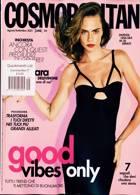 Cosmopolitan Italian Magazine Issue NO 8-9