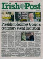 Irish Post Magazine Issue 25/09/2021