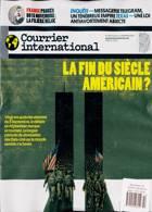 Courrier International Magazine Issue NO 1610