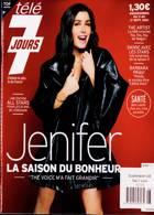 Tele 7 Jours Magazine Issue NO 3198
