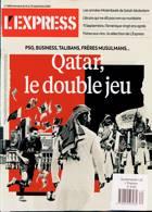 L Express Magazine Issue NO 3662