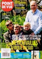 Point De Vue Magazine Issue NO 3811