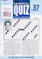 Domenica Quiz Magazine Issue NO 37