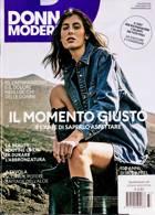 Donna Moderna Magazine Issue NO 37