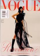 Vogue Spanish Magazine Issue NO 401