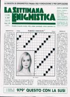 La Settimana Enigmistica Magazine Issue NO 4667