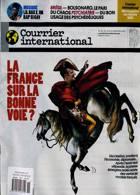 Courrier International Magazine Issue NO 1611