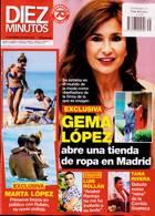 Diez Minutos Magazine Issue NO 3656